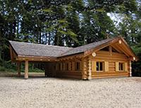 Refuge forestier Les 3.com